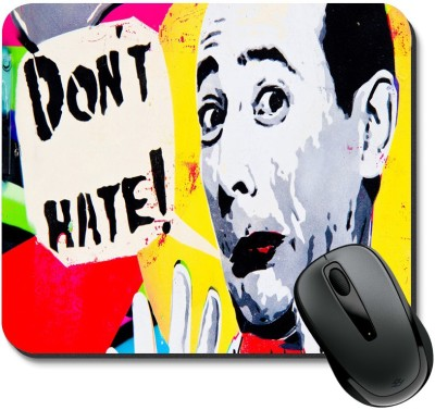 SBBT Don,t Hate Mousepad