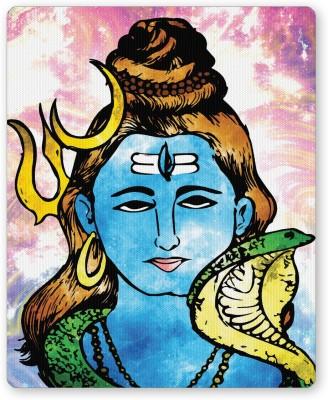 PosterGuy Lord Shiva Graphic Illustration Graphic Illustration Mousepad