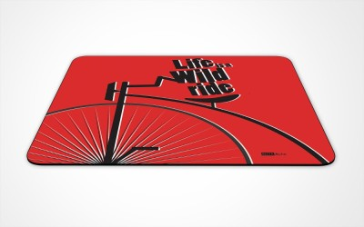 InstaNote Life is a Wild Ride Mousepad