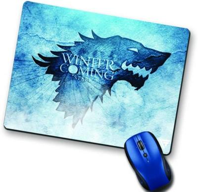 Vogueshell Rectangle391 Mousepad