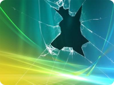 SYL Break Glass Mousepad