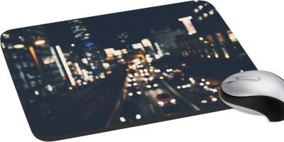 meSleep Busy City PD-16-64 Mousepad
