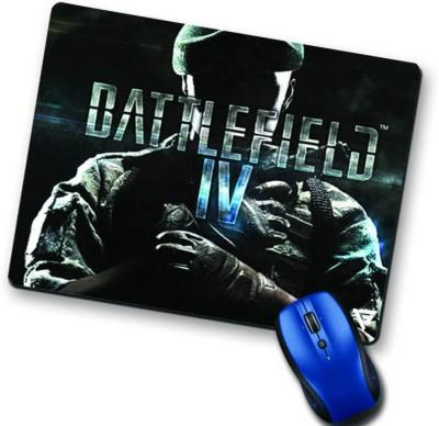 Vogueshell Rectangle470 Mousepad