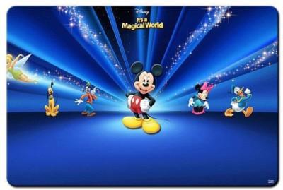 Shoprock Mickey Mouse Magical Mworld Mousepad