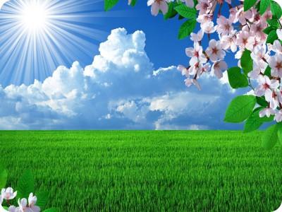 estar Rising sun OE_MOUSEPAD_2863 Mousepad
