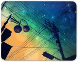 Digiclan High Lamp Post Wires Mousepad M...