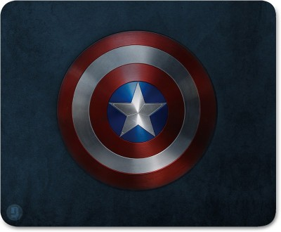 TheDesignJunction CaptainAmerica Mousepad