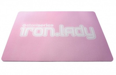 Steelseries Iron Lady Qck Pink Mousepad