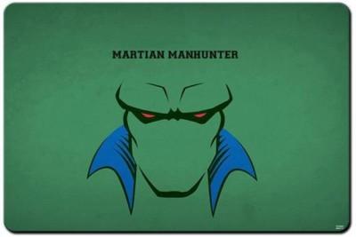 RangeeleShope Martian Manhunter Mousepad Mousepad