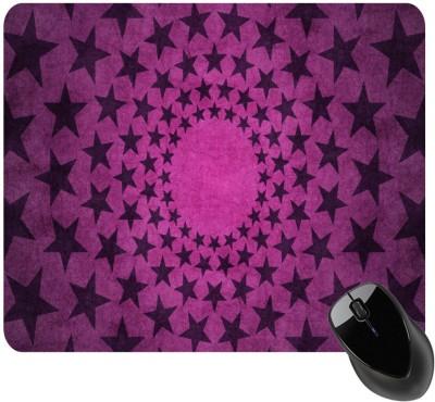 BSEnterprise Black Stars Mousepad