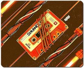 Urban Monk Retro Cassette Mousepad