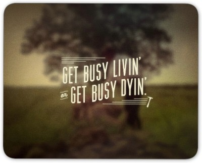 Digiclan get busy Mouse pad Mousepad