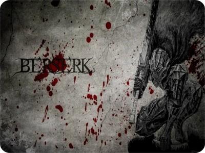 estar Berserk OE_MOUSEPAD_188 Mousepad