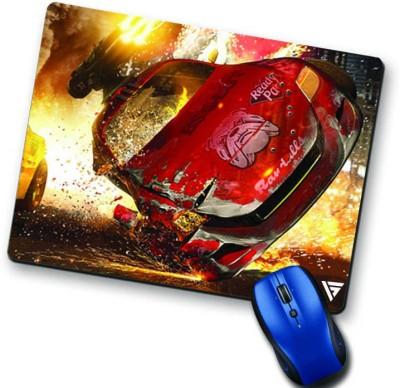 Vogueshell Rectangle304 Mousepad