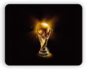 Magic Cases Latest design fifa world cup stylish Mousepad(Multicolor)