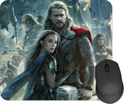 HD ARTS MP2743 Mousepad