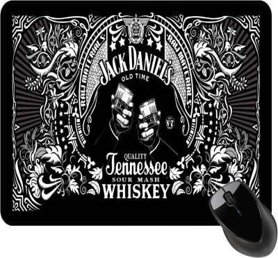 BSEnterprise Old Time Quality Mousepad