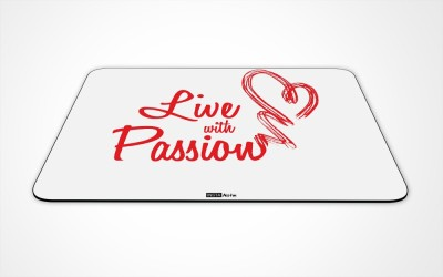 InstaNote Live with Passion Mousepad