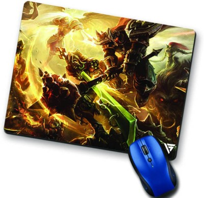 Vogueshell Rectangle329 Mousepad