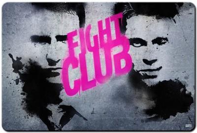 Shoprock Fight Club Brad Pitt Edward Norton Mousepad
