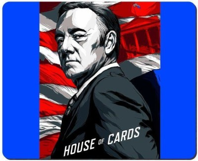 Urban Monk House of Cards Mousepad