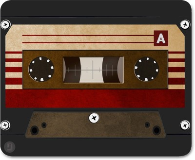TheDesignJunction Vintage AudioCassette Mousepad