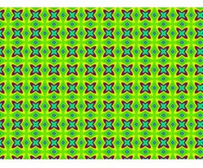 Shor Sharaba GREEN BUTTERFLY Mousepad