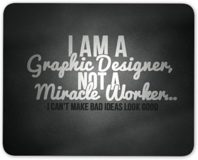 Digiclan Graphic Designer Mouse Pad Mousepad