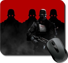 SBBT New Order Soldiers Mousepad