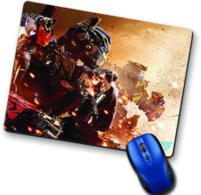 Vogueshell Rectangle257 Mousepad