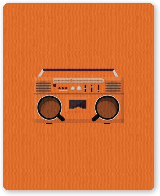 PosterGuy Coffee Boom Box Minimalist Illustration Mousepad