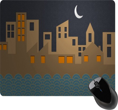 BSEnterprise The Slient Night Mousepad
