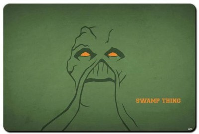 Shoprock Swamp Thing Mousepad