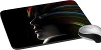 meSleep Abstract Face PD-21-152 Mousepad(Multicolor) best price on Flipkart @ Rs. 229