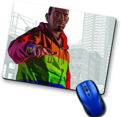 Vogueshell Rectangle270 Mousepad