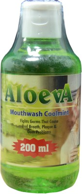 Aloeva Herbal Aloe-Vera Mouthwash - Collmint