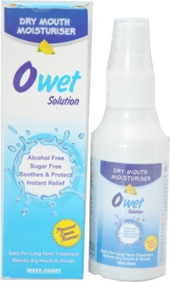 West-Coast Owet Solution Dry Mouth Moisturiser - Lemon
