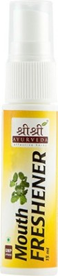 Sri Sri Ayurveda Mouth Freshner - Sugar Free(15 ml)