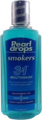 Pearl Drops Smokers 3 In 1