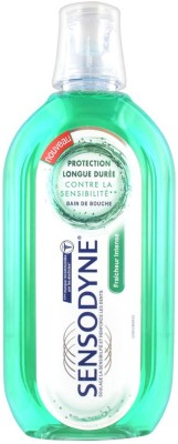 Sensodyne Contra La Sensibilite Bain De Bouche Mouth Wash - Intense Freshness