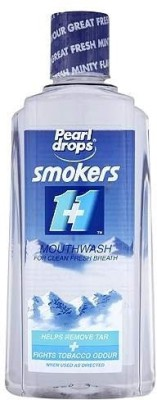 Pearl Drops Smokers 1+1