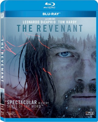 THE REVENANT(Blu-ray English)