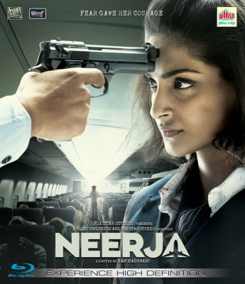 Neerja(Blu-ray Hindi)