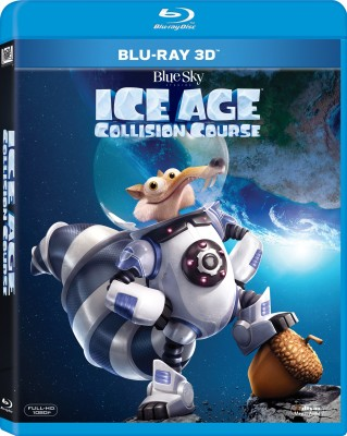 Ice Age 5: Collision Course(3D Blu-ray English)