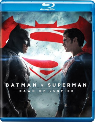Batman V Superman: Dawn of Justice(Blu-ray English)