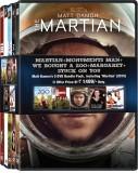MATT DAMON PACK (MARTIAN+MONUMENTS MAN+W...