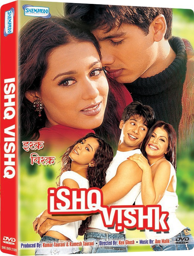 Ishq Vishk 2003 Hindi Movie Mp3 Songs Pk