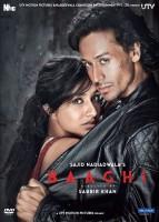 Baaghi(DVD Hindi)