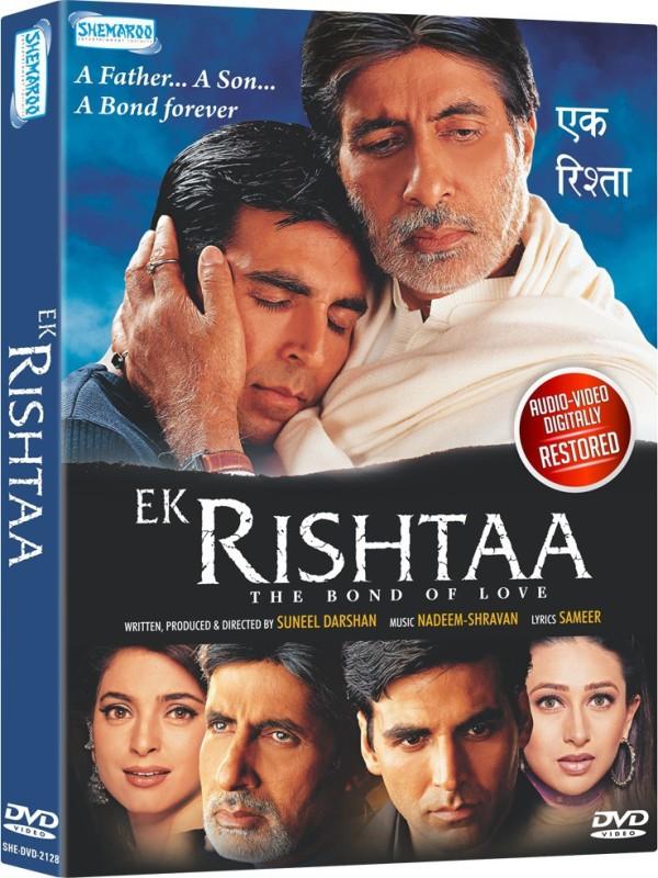 Ek Rishta Movie Songs Download - Song Mp3 Music