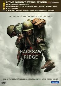 Hacksaw Ridge(DVD English)